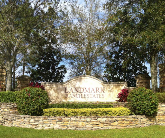 Landmark Ranch Estates community image