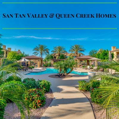 San Tan Valley & Queen Creek Homes